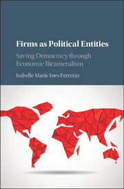 cover firms as political entities